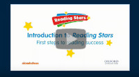 Introduction to Reading Stars