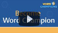 Word champions