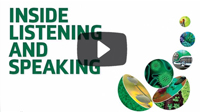 Academic video content from Inside Listening and Speaking