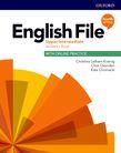 English File fourth edition Upper-intermediate Student's Book cover