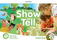 Show and Tell Second Edition Level 2