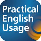 Practical English Usage iOS app cover