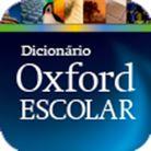 Dicionário Oxford Escolar para estudantes brasileiros de inglês iOS app cover