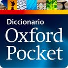 Diccionario Oxford Pocket para estudiantes de inglés iOS app cover