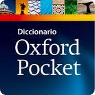 Diccionario Oxford Pocket para estudiantes de inglés Android app cover