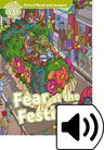 Oxford Read and Imagine Level 3 Fear at the Festival Audio cover