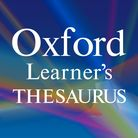 Oxford Learner's Thesaurus: A Dictionary of Synonyms iOS app cover