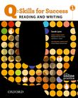 Q Skills for Success Reading and Writing 1 Student Book with Online Practice cover