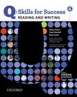 Q Skills for Success Reading and Writing 4 Student Book with Online Practice cover