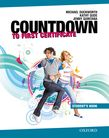 Countdown to First Certificate