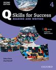 Q Skills for Success Level 4 Reading & Writing Student Book with iQ Online cover