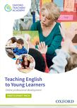 Teaching English to Young Learners Participant Code Card cover