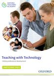 Teaching with Technology Participant Code Card cover