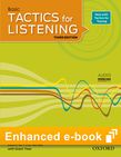 Tactics for Listening Basic e-book cover