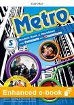 Metro Starter Student e-book cover