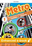 Metro Level 1 Student e-book cover
