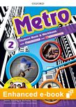 Metro Level 2 Student e-book cover
