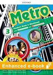 Metro Level 3 Student e-book cover