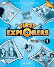 First Explorers Level 1 Activity Book with Online Practice cover