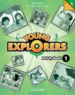 Young Explorers Level 1 Activity Book with Online Practice cover