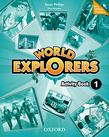 World Explorers Level 1 Activity Book with Online Practice cover