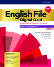 English File Digital Gold fourth edition