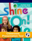 Shine On! Level 6 Classroom Presentation Tool cover