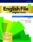 English File Digital Gold 4th Int B1 - B1+