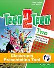 Teen2Teen Two Student Book & Workbook Classroom Presentation Tool cover