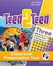 Teen2Teen Three Student Book & Workbook Classroom Presentation Tool cover