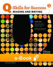 Q Skills for Success Level 1 Reading & Writing e-book cover