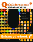 Q Skills for Success Reading and Writing 1 e-book with Online Practice cover