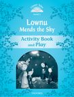 Classic Tales Second Edition Level 1 Lownu Mends the Sky Activity Book & Play e-book cover