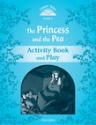 Classic Tales Second Edition Level 1 The Princess and the Pea Activity Book & Play e-book cover