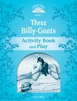 Classic Tales Second Edition Level 1 The Three Billy Goats Gruff Activity Book & Play e-book cover