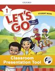 Let's Go Level 1 Student Book Classroom Presentation Tool cover