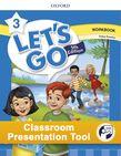 Let's Go Level 3 Workbook Classroom Presentation Tool cover