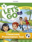 Let's Go Level 4 Student Book Classroom Presentation Tool cover