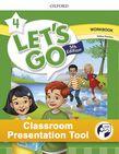 Let's Go Level 4 Workbook Classroom Presentation Tool cover
