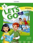 Let's Go Level 4 Workbook with Online Practice cover