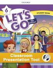 Let's Go Level 6 Student Book Classroom Presentation Tool cover