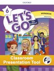 Let's Go Level 6 Workbook Classroom Presentation Tool cover