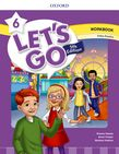 Let's Go Level 6 Workbook with Online Practice cover