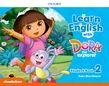 Learn English with Dora the Explorer Level 2 Classroom Presentation Tool cover