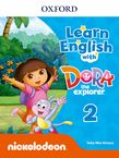 Learn English with Dora the Explorer 2 Online Teacher Resources cover
