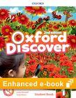 Oxford Discover Level 1 Student Book e-Book cover