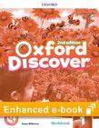Oxford Discover Level 1 Workbook eBook cover