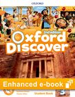 Oxford Discover Level 3 Student Book eBook cover