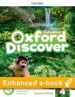 Oxford Discover Level 4 Student Book e-Book cover
