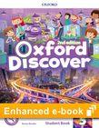 Oxford Discover Level 5 Student Book e-Book cover
